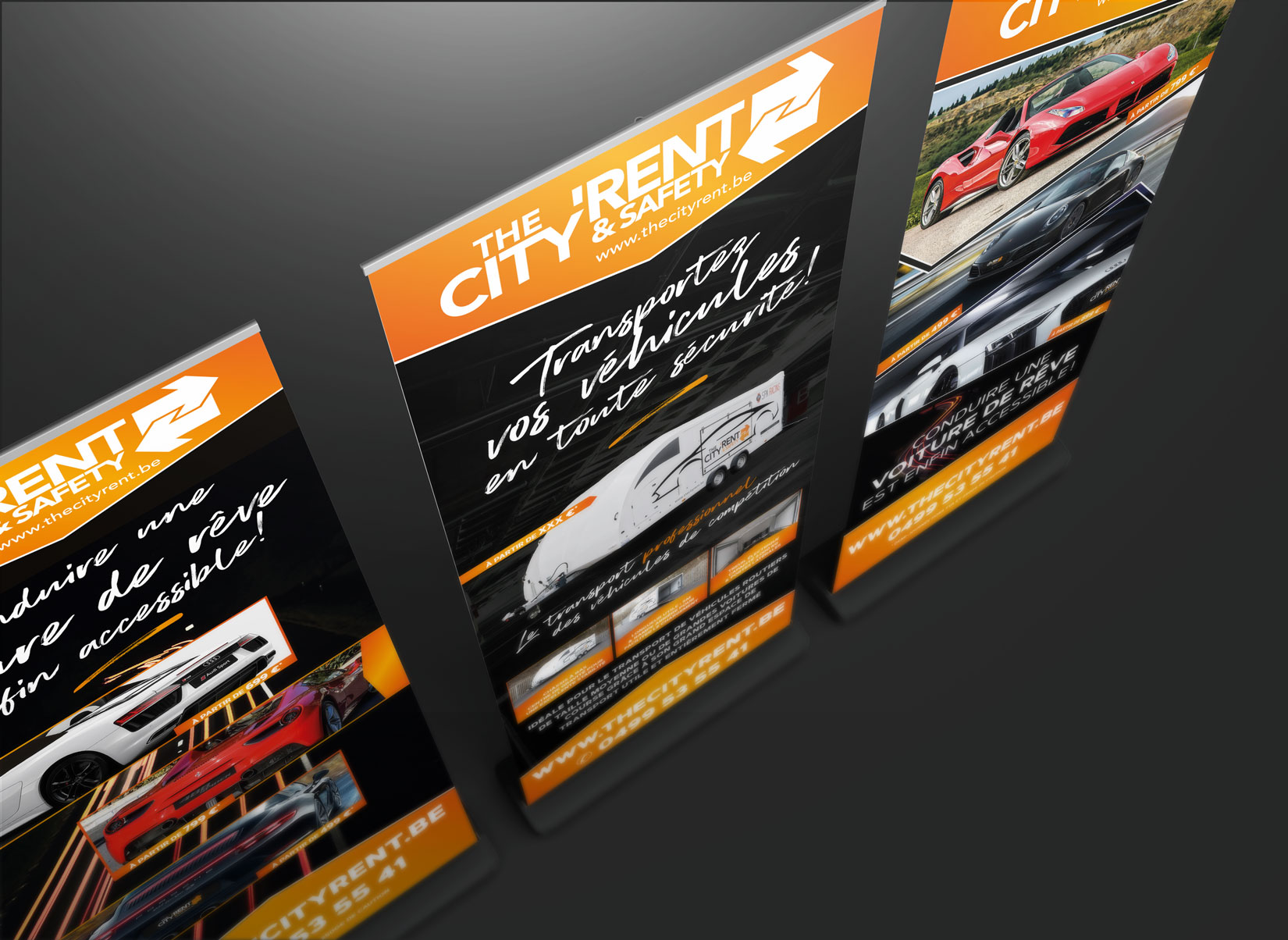 Roll-Up | The Cityrent - Malmedy