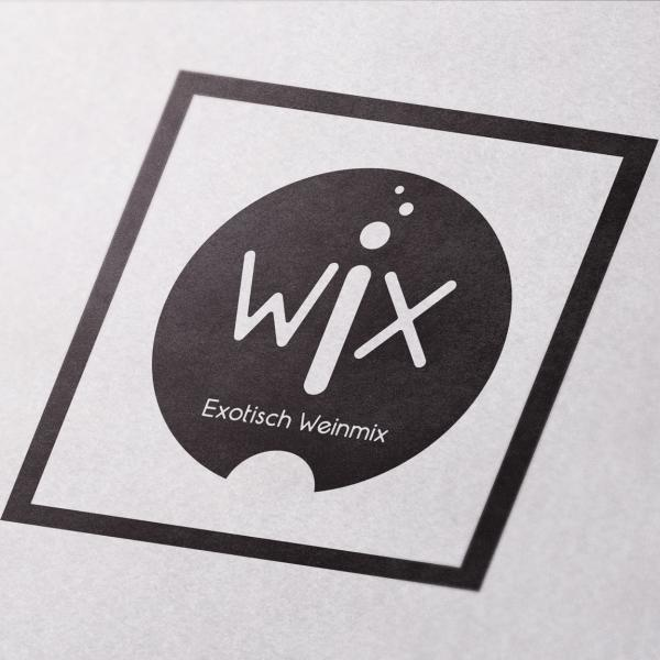 Logo - WiX - Wein Mix
